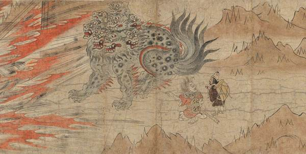 Illustrated Legends of the Kitano Tenjin Shrine