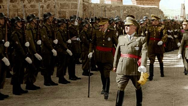 1939-1975 La España De Franco En Color